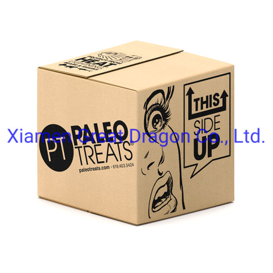 a Wide Variety Sizes of Corrugated Carton Box (CTB058)