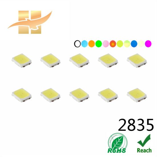 0.2W 2835 SMD LED Chip with LED Strip Lights Downlight Panel Light