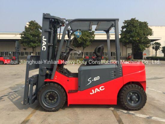 JAC 6 Ton Electric Forklift/Cpd60s/Forklift Trucks/Battery Forklift