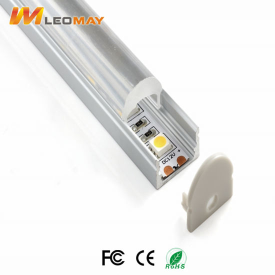 LED Aluminium Profile With 3528 LED Strip Factory Price