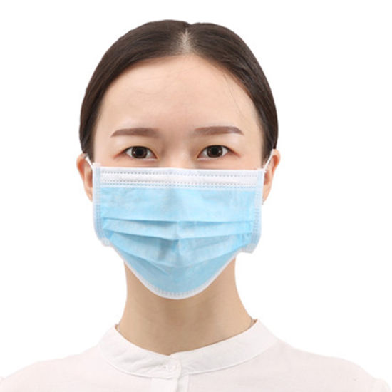 3 Ply Disposable Face Mask to Hide Your Face