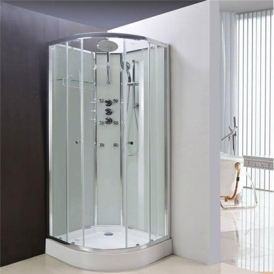 Dubai Shower Enclosures Customised Corner Shower Enclosure