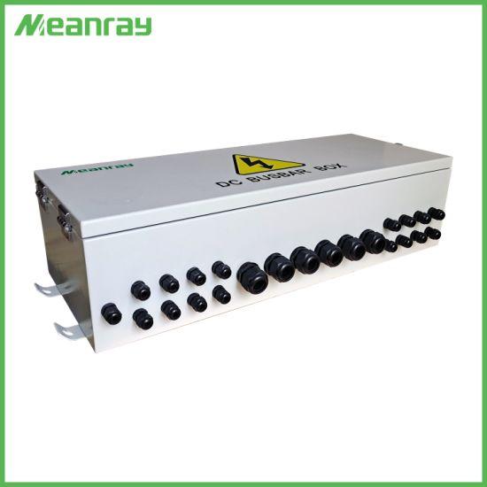 DC Busbar Box 125A 250A 300A 400A 630A Bus-Bar Box