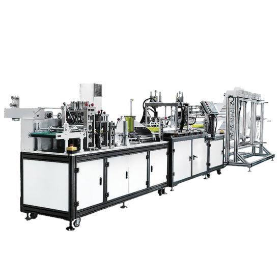Yangli Structure of N95 Folding Face Mask Making Automatic Production Line Machine