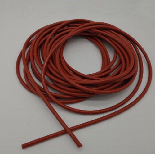3mm Section Red Silicone O-Ring Cord