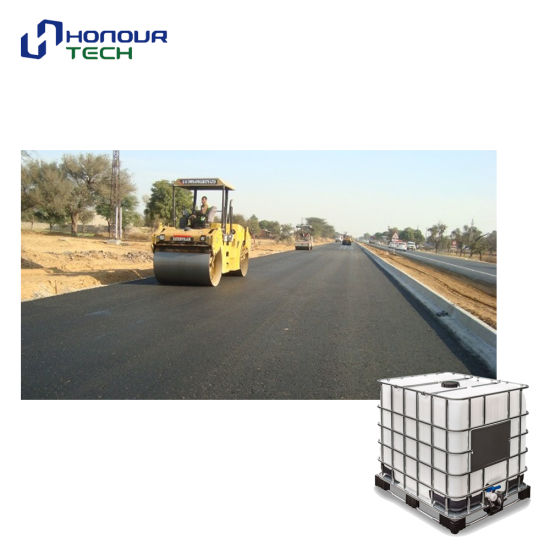 Acrylic Soil Stabilization for Haul Road Construction