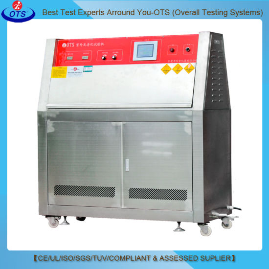 Electronic Quv Aging Test Chamber with UVA & UVB Lamp