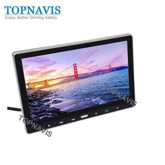 11.6 Inch Car Headrest DVD Player with Bracket pictures & photos