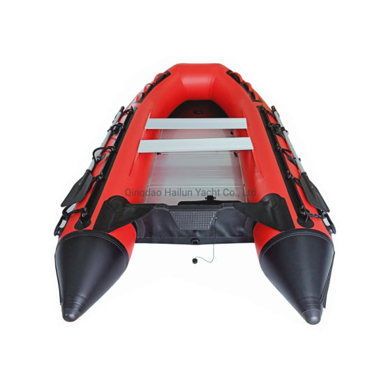 Motor Boat Rowing Boat Inflatable Fishing Boat Rubber Boat Fishing Boat pictures & photos