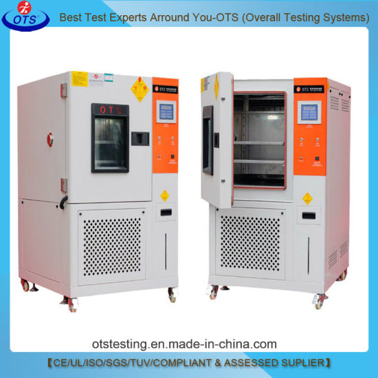 Constant Temp Humidity Testing Climatic Test Chamber