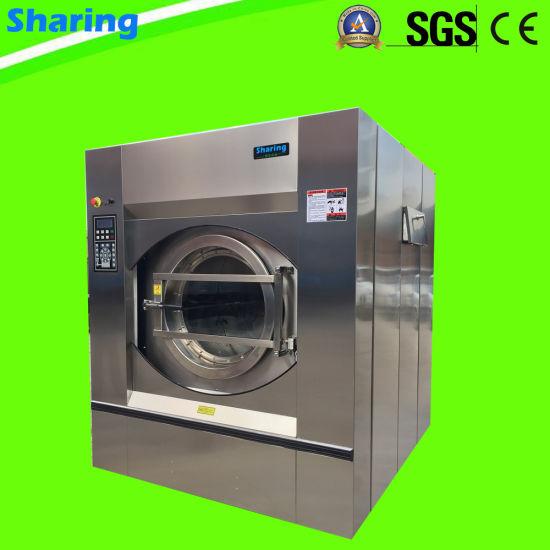 50kg Washing Machine Automatic Washer Extrector Laundry Washing Equipment
