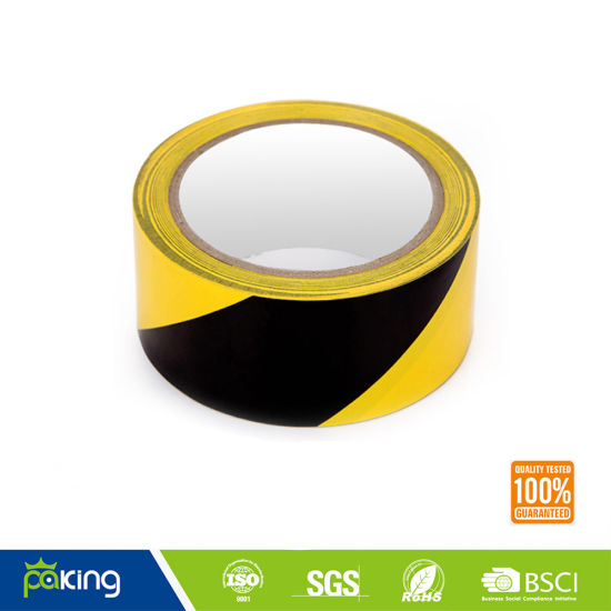 Custom Design Underground Caution Barricade PVC Warning Tape pictures & photos