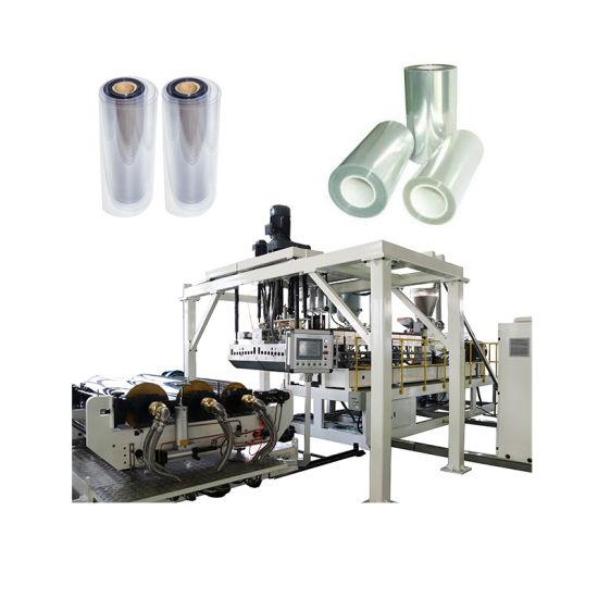 Plastic Pet Sheet Extruder/Pet Sheet Extrusion Line Making Machine/Pet Sheet Roll Production Line