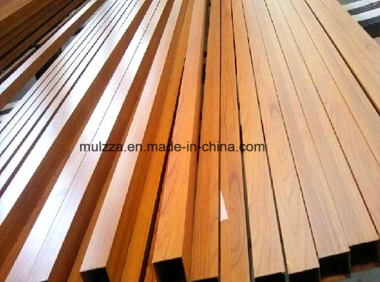 Wood Grain Sublimation Transfer Paper on Steel pictures & photos