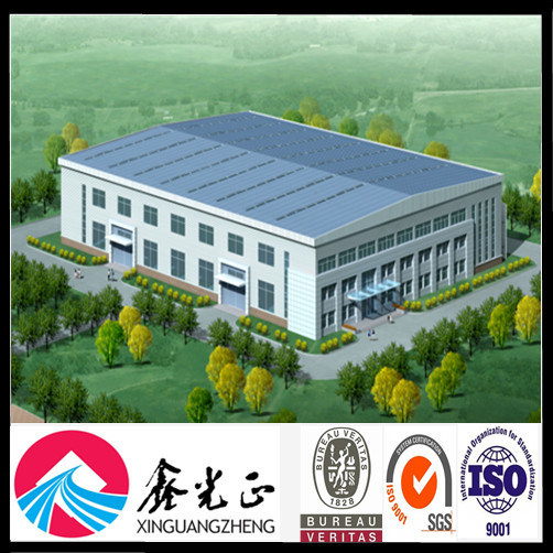 Pre Engineered Building Steel Workshop (SSW-90)