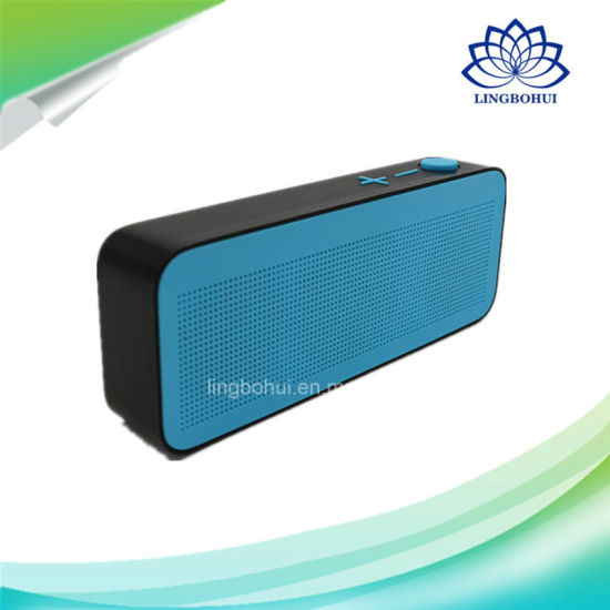 Bluetooth Wireless Mini Portable Speaker with TF/FM/USB/Aux/Microphone pictures & photos