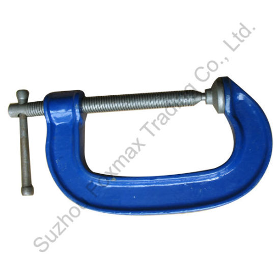 High Quality American Type Heavy Duty G-Clamp (FCL-002) pictures & photos