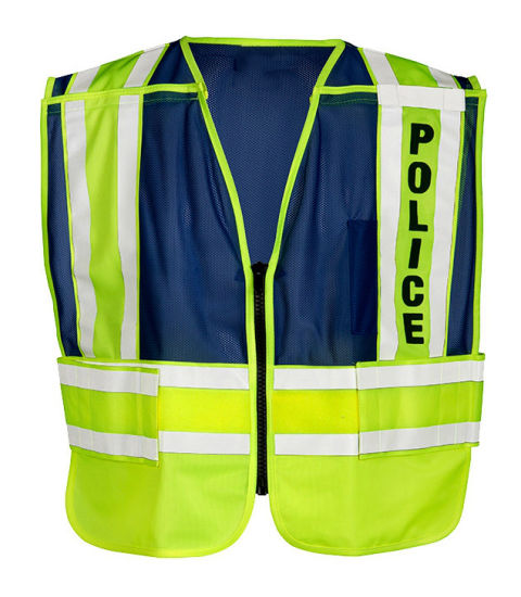 Factory Direct Outdoor Reflective Safety Vest Workwear