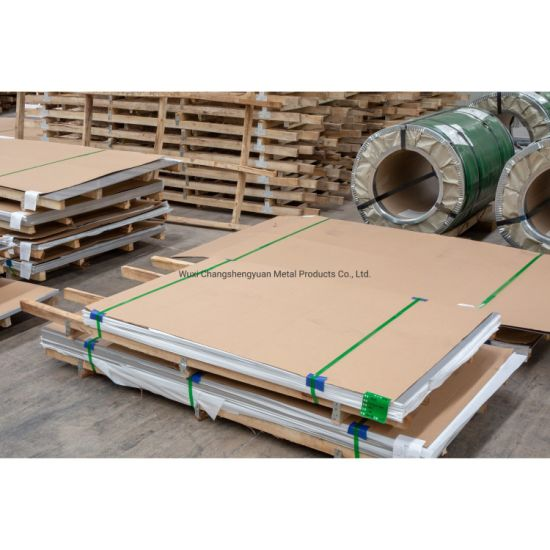 Factory No. 1 2b Tisco 1.4404 High Quality 316L Stainless Steel Plate