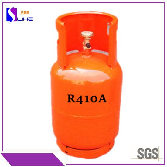 12L Re-Cyclable EU Certified Liquefied Gas R410A Un 3163 Refrigerants Hot  Sale