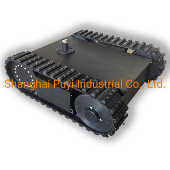 670mmx580mmx245mm Rubber Track System for Lawnmower pictures & photos