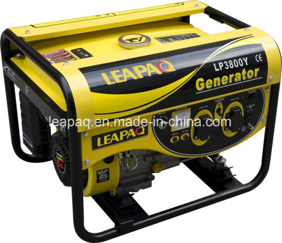 2.0kw Recoil Start Y-Type Portable Gasoline Generator pictures & photos