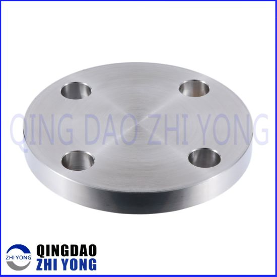 ANSI Class 150 304 Stainless Steel Forged Blind Flange pictures & photos