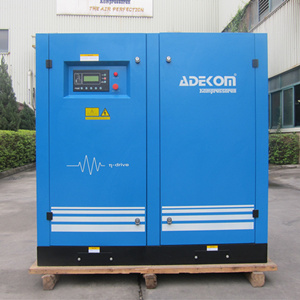 Industrial Driven Variable Frequency Oil Electric Air Compressor (KC45-10INV) pictures & photos
