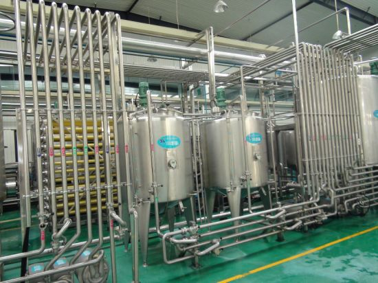 2000LPH complete set of date plam clear juice production machinery with CIP system pictures & photos