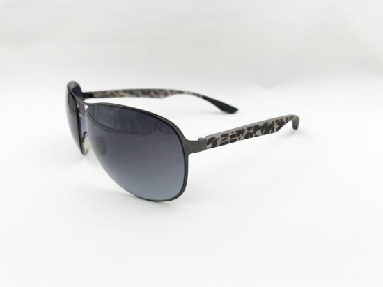 800basse Good Selling Metal Sunglasses for Man, Police Style. pictures & photos