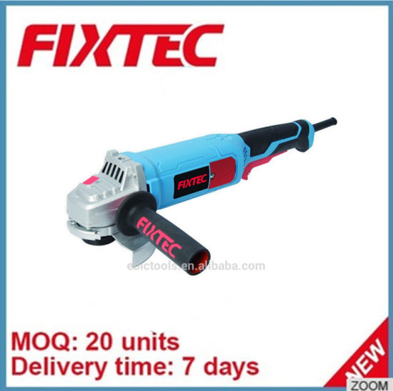 Fixtec Power Tool Hand Tools 900W 125mm Portable Electric Angle Grinder  Grinding Machine