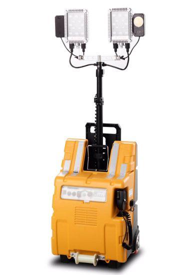 Senken Railway & Construction & Illumination Portable Backpack Mobile Lighting