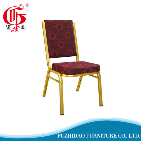 Modern Cheap Steel Hotel Banquet Chairs (FZD-808) pictures & photos