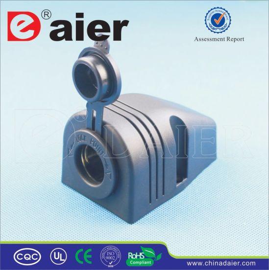Daier 12V Auto Socket Tent One Hole Car Power Socket Splitter (DS1311)