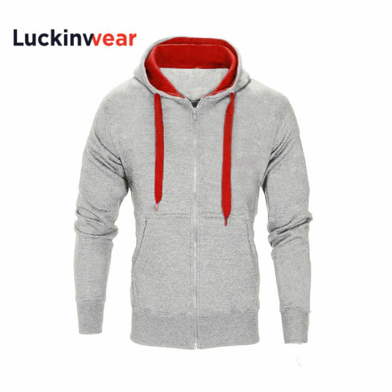 2019 Latest Design Custom Style Blank Cotton Tracksuits for Men