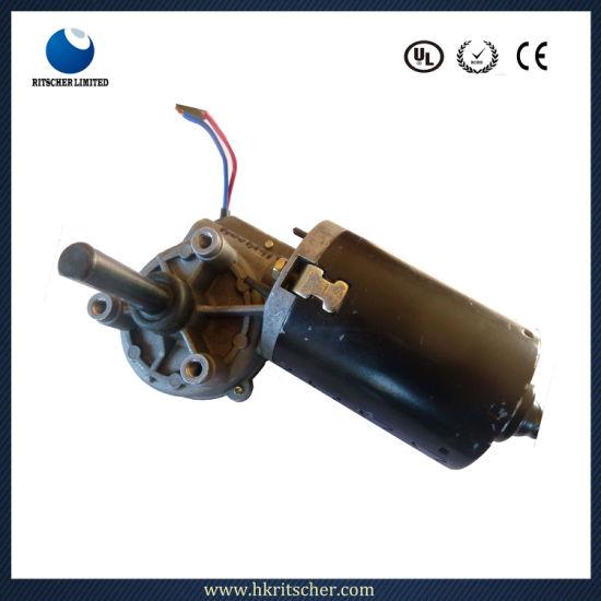China High Torque DC Gear Motor for Wheel Chair/Garage Door - China