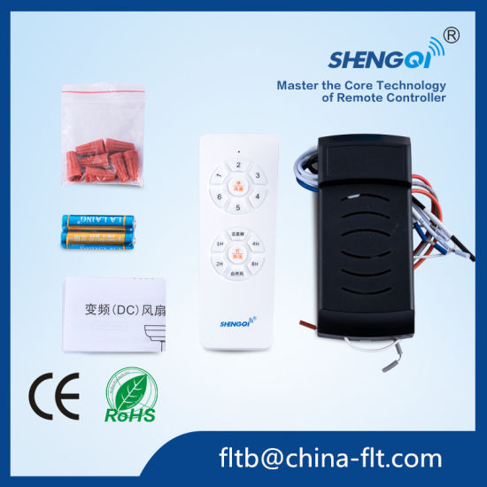 RF Frequency Conversion Wireless Ceiling Fan Remote Control with Ce pictures & photos