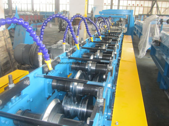 High Speed Wall Angle Roll Forming Machine (4mm) pictures & photos