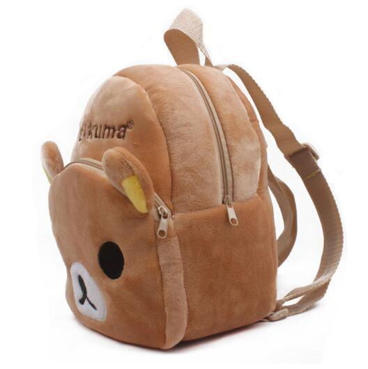 Lovely Bear Plush School Bag Kids Backpack Bag pictures & photos