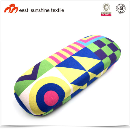 New Fashion Microfiber Hard Shell Glasses Case