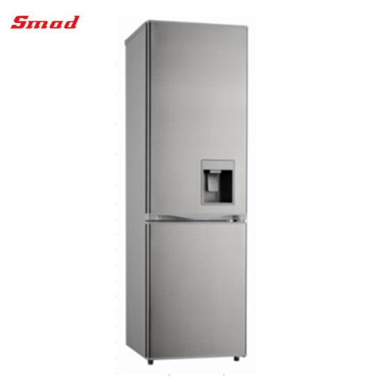 315L Household Combi Double Door Refrigerator with Water Dispenser