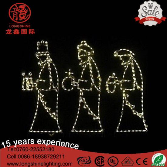 China led rope 110v nativity manger scene 2d motif christmas light led rope 110v nativity manger scene 2d motif christmas light for holiday decoration aloadofball Choice Image