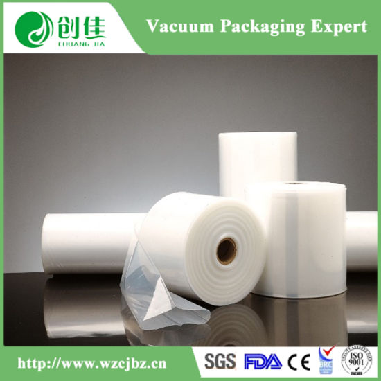 PA PE Food Vacuum Packaging Tubular Film pictures & photos