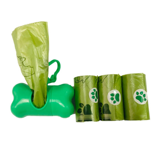 100% Compostable and Biodegradable Dog Waste Bags From Ecopoly