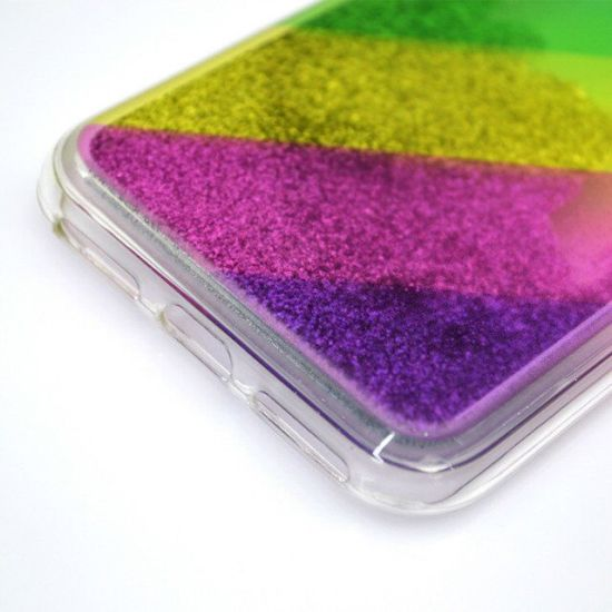Cool Rainbow Liquid Glitter Phone Cases for iPhone 6/7 pictures & photos