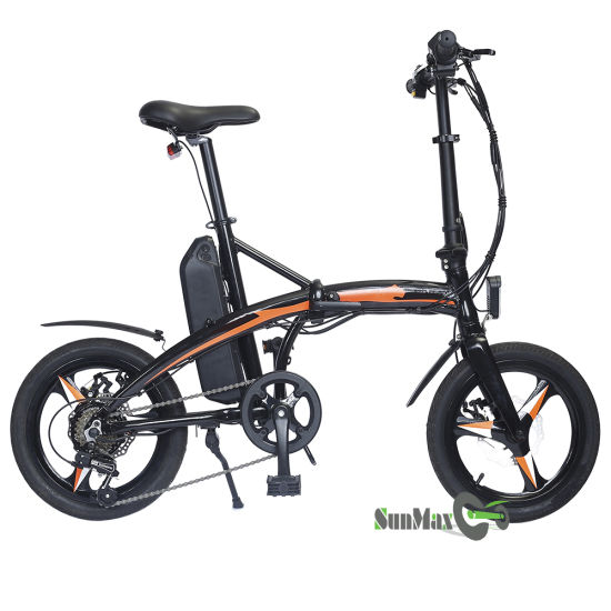 2020 New Ebike with Long Mileage