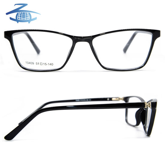 83aed56e9c Wholesale Fashion Custom Tr90 Frames with Acetate Temple Latest Glasses  Frames for Girls