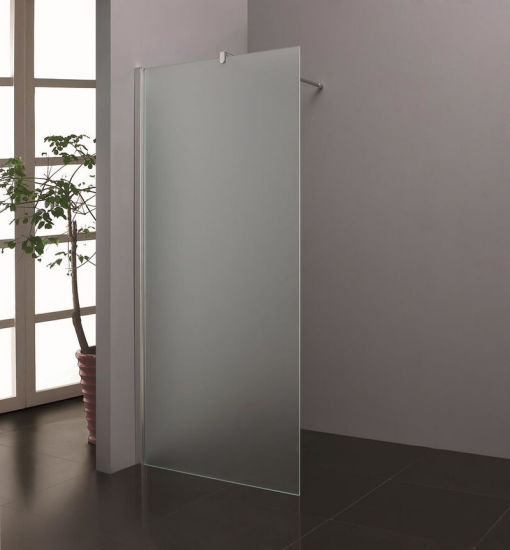 8mm Wet Room Tall Walk in Shower Enclosure Screen Price pictures & photos