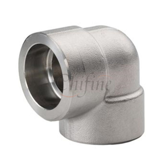 Customized Forged Steel Socket Pipe Fittings pictures & photos