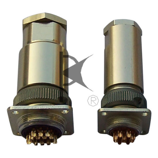 Circular Connectors (PC-10 Type)